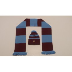 Retro Scarf and Bobble Hat...