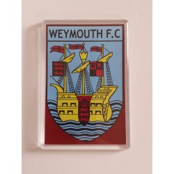 WFC Crest Fridge Magnet
