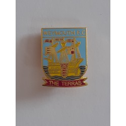 WFC Enamel Lapel Badge